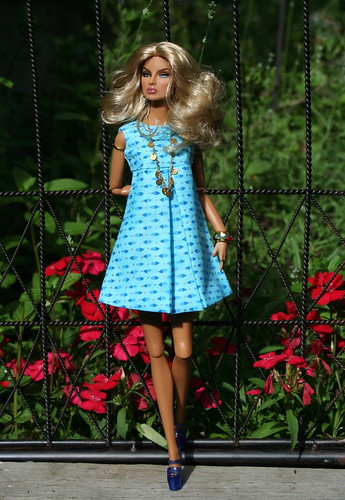 Gina At The Garden Gate