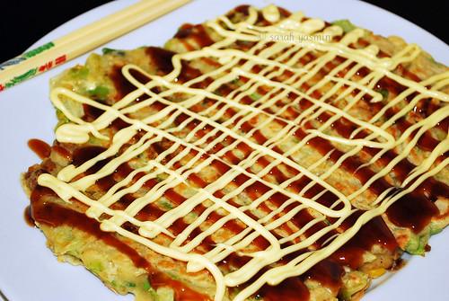 Okonomiyaki Yey!