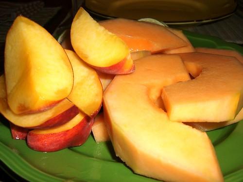 Peaches & Melons