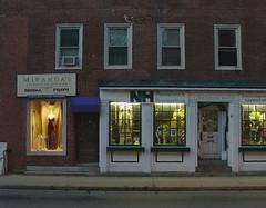 West Street facade