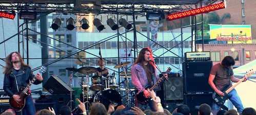 Nirvana 2002 at Maryland Deathfest VIII