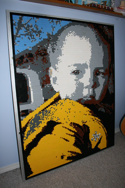 4688738205 74915abf0d z 50 Incredible Examples of Lego Creations and Artwork