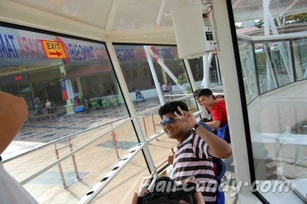 Melaka - Menara Taming Sari (13)