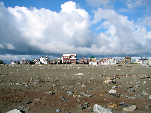 Pueblo de Nome, en Alaska
