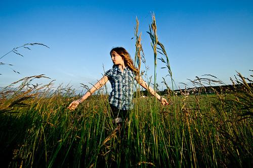 In the fields #2