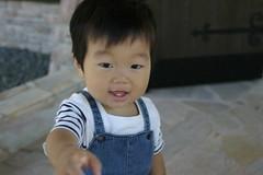 我可愛的小外甥 / A-Chen