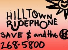 Hilltown Ridephone