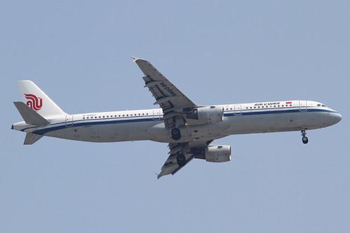 Air China A321-200(B-6327)