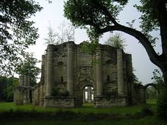 Ruines du Château de Montceaux (77)