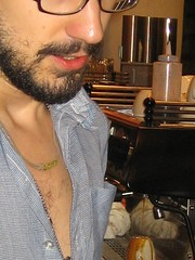 Derek's hair