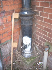 Queen Street Stench Pipe, Redcar