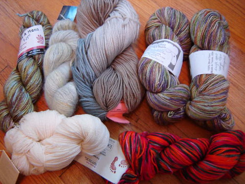 Yarn goodies