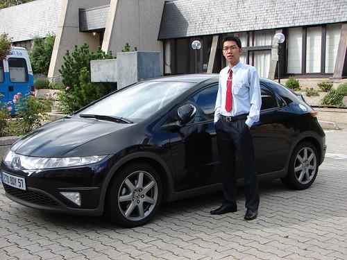 With Honda   Civic