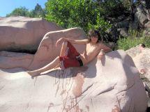 Pin Barefoot Boy 2