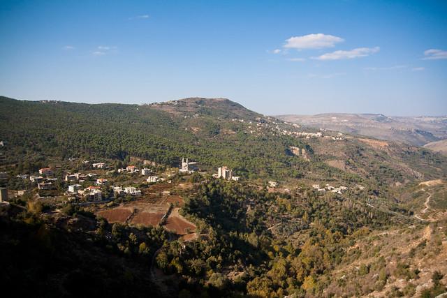 jezzine valley