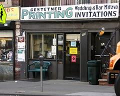 Gestetner Printing