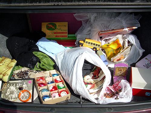 Junk In My Trunk 8-18-07