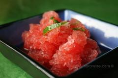Watermelon Sorbetto - Granita