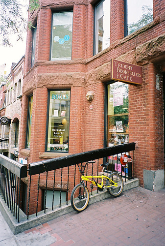Trident Bookstore