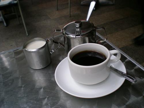 Bintang Warisan breakfast - coffee