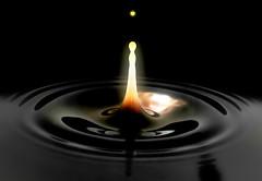 Teardrop on Fire