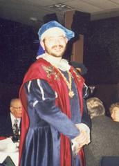 Scott Alan Miller in Medieval Garb