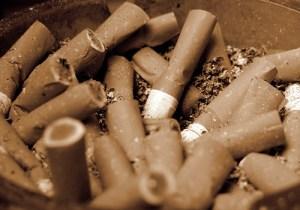 WANT A SMOKE?