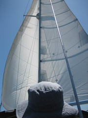 Sailing the Channel Islands, California