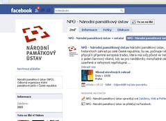Národní památkový ústav na FB - 2