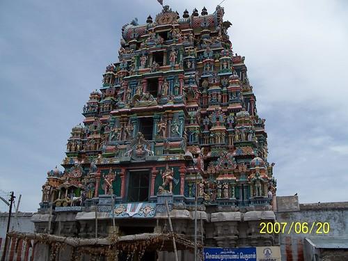 Thirukkoshtuyoor gopuram
