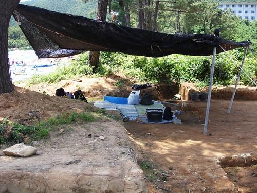 Archäologie Gimhae Korea