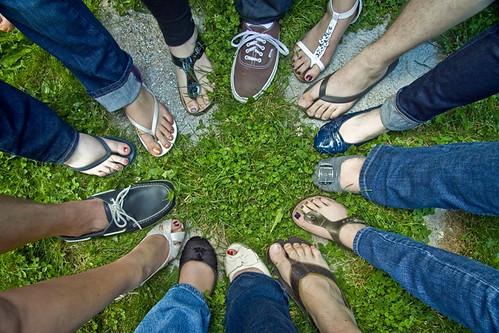 Classic Feet Pic
