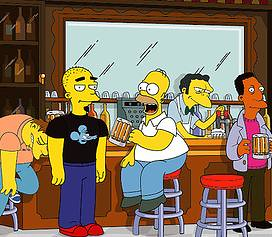 No Bar do Moe