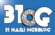Tantangan 31 Hari Ngeblog