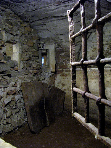 St. Paul's Prison Cell
