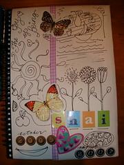 My Current Sketchbook