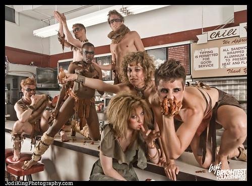 Homo Erectus at Ben's-4