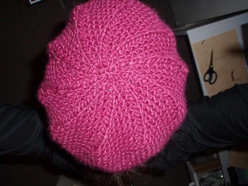 Raspberry hat