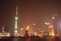 Typical View of Shanghai