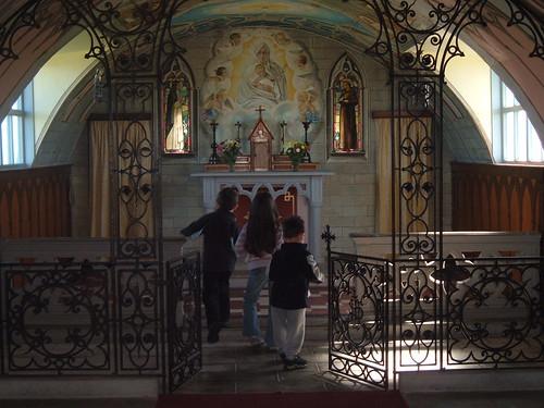 Italian Chapel (inside)