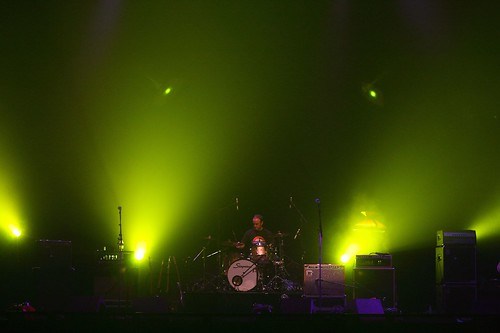 Joe @ The Forum, Something for Kate tour, late 2007