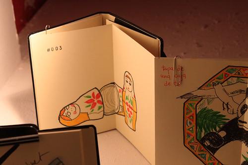 Exposición Diary Art