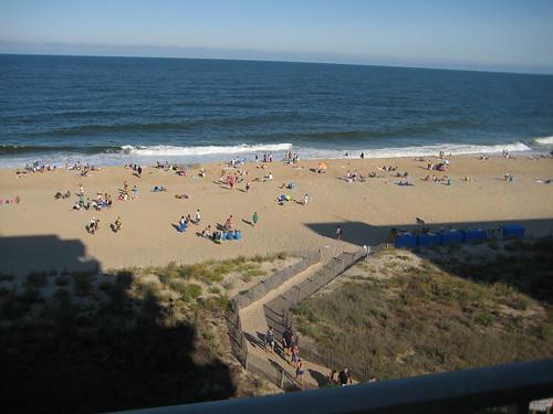 Ocean City, The Beach