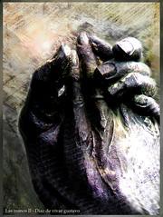 las manos II - diaz de vivar gustavo