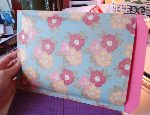 Make Your Own Bubble Mailers