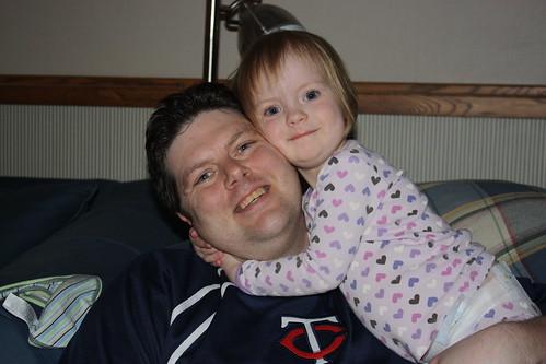 Maria & Daddy