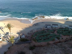 View from our room, Cabo Westin