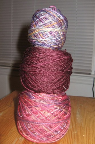 yarn for syncopated caps