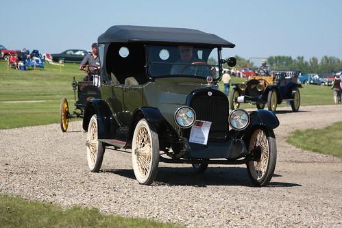 1919 Gray Dort 11D Ace