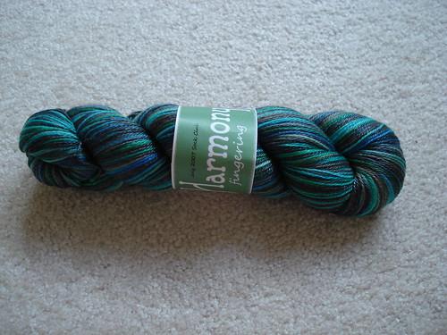 Zen String July Sock Club Yarn